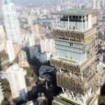 1. L'homme d'affaires indien Mukesh Ambani (top 20 des plus riches au monde) a fait construire à Mumbai cette demeure extravagante, Antilla: sur 27 étages et 3700m2, alternent jardins, salon, chambres, garages et piscines. La valeur du bien est estimée à un milliard de dollars.
